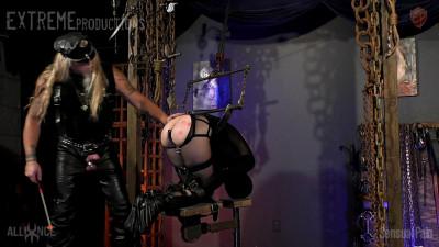 SensualPain - Abigail Dupree - Anonymous In Black