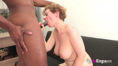 big boob white milf gets pounding from black cock full hd
