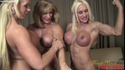 Amazon Alura, Ashlee Chambers, and Wild Kat - Wild Women