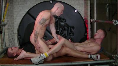 Young Bastards - Pissed Up Threesome (Basti Winkler, Moskito Ruben)