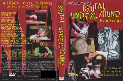 Description Brutal Underground Part 2