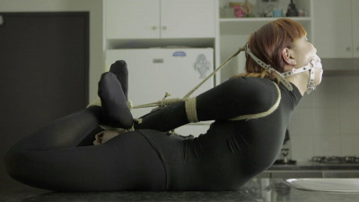 Kitchen Bench Hogtie