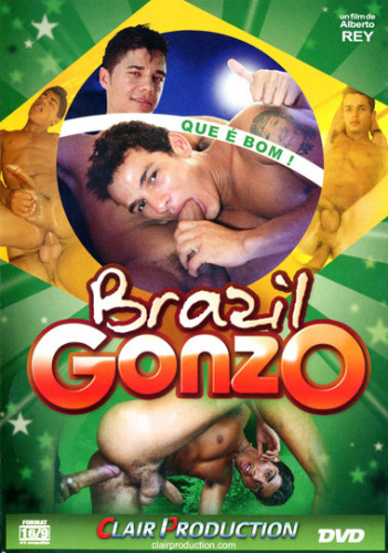 Bareback Brazil Gonzo - Alberto Rey, Mauricio, Rafael