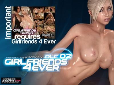 Girlfriensd4Ever DLC1 & 2