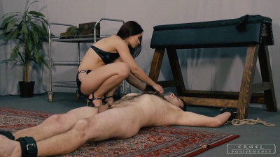 Lady Anette - Prepared And Punished
