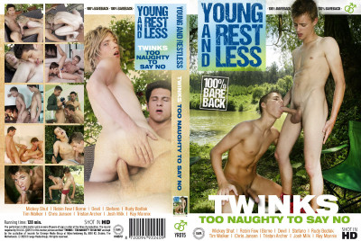 Twinks Too Naughty To Say No