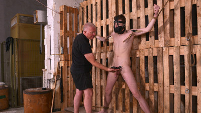 BoyNapped - A Lesson In Kink For Hung Blake - Part 3