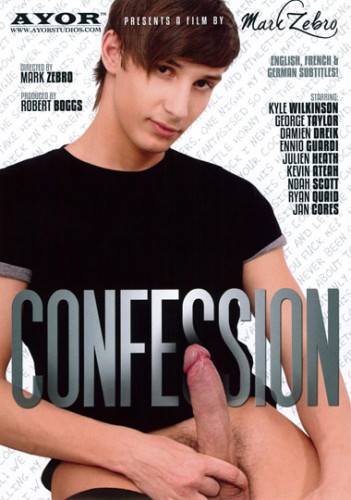 Cute Young Guy's Confession - Kyle Wilkinson, George Taylor
