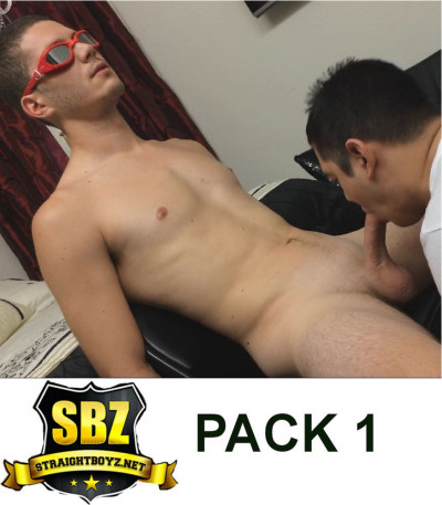 StraightBoyz Collection Pack #1