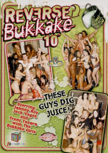 Reverse Bukkake Part 10