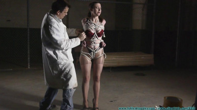 HD Bdsm Sex Videos Serene's Bondage Dream Chair Tied part 1