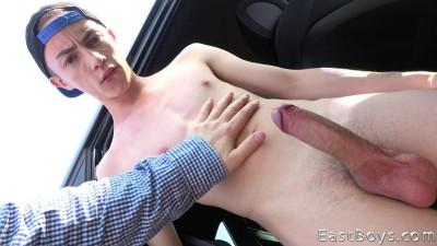 EastBoys — Outdoor Handjob Part Two — Nick Danner (720p)
