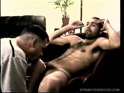 Blowing The Str8 Home Boy