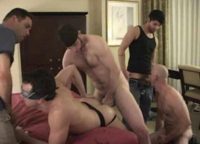Intense non-stop orgy