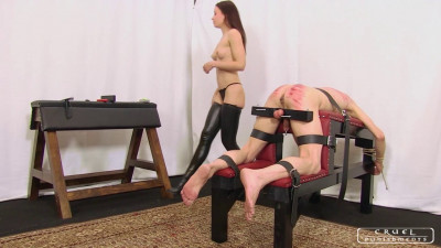 Lady Anette - Extreme Savage Punishments