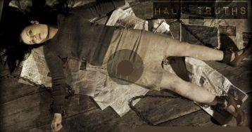 Half-Truths - Sybil Hawthorne - Claire Adams
