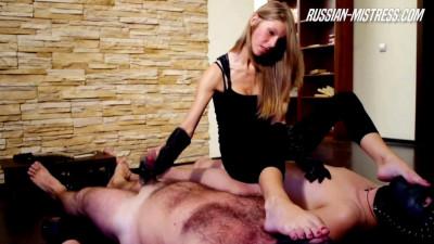 Abby double slave