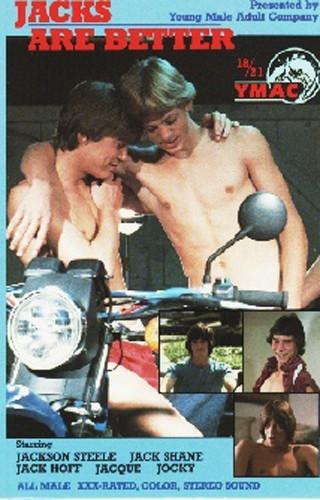 Bareback Jacks Are Better (1983) - Jackson Steele, Jack Shane, Jack Hoff