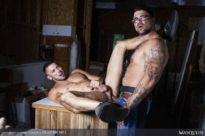 Ryan Bones and Shane Jackson