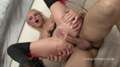 Russian Blonde Slut Alisa NR066