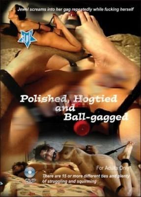 Jewell Marceau - Polished Hogtied Ballgagged