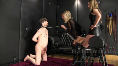 Ballbusting World - Balls Get You In Trouble