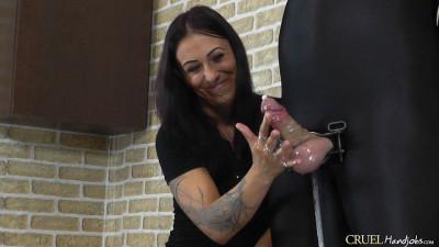 Nasty Sophie's Handjob
