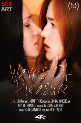 Adel Morel, Jia Lissa - Waves of Pleasure (2019)