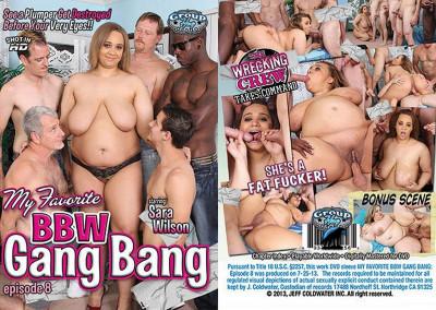 My Favorite BBW Gang Bang#8