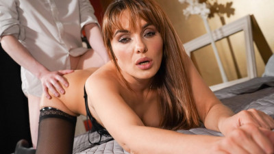 Dominica Phoenix - MILF creampie from younger lover (2019)