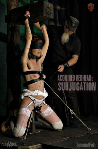 Abigail Dupree - Acquired Redhead Subjugation (2019)