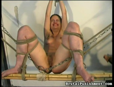 Brutal Punishment - Freya Learns A Lesson