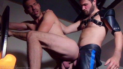 Young Bastards - Slave Bottom Paul Gets The Cum He Needs