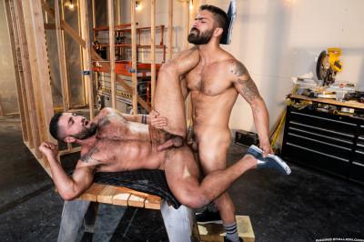 Raging Stallion - Raw Construction - Adam Ramzi & Sharok