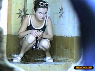 Hidden camera in the women's bathroom from Zosmar Vol.1 - pee, voyeur, toilet