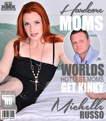 Michelle Russo — Hot mom Michelle Russo fucking and sucking 1080p