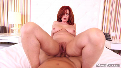 Description Epic Natural Redhead MILF Cougar Andi