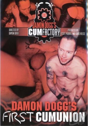 Damon  First Cumunion