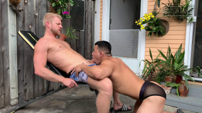 Just For Fans – Logan Stevens and Dean