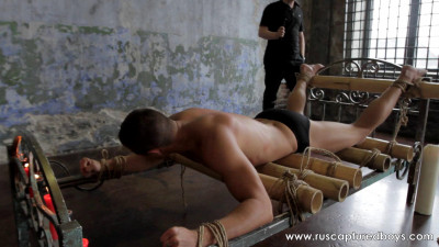 A New Captive From Shibari Maestro - II