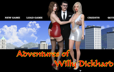 Adventures Of Willy D. Ver.0.10