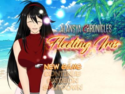 Description Alansya Chronicles Fleeting Iris