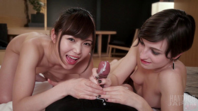 HandjobJapan — Shino Aoi, Marie