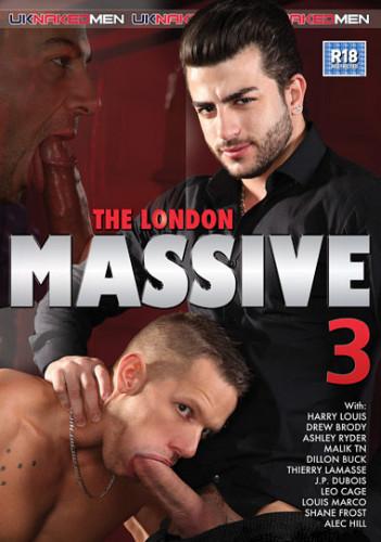 Description UK Naked Men - The London Massive Vol.3