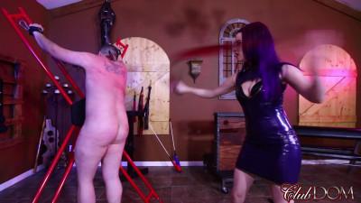 Goddess Valora Makes Her Slave Dance - Goddess Valora - Full HD 1080p