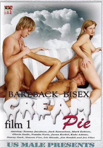 Bareback Bisex Cream Pie vol.1 (large, facial cumshot, facial cumshots, vid)