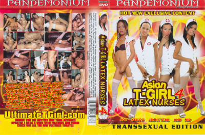 Asian T-Girl Latex Nurses vol.4