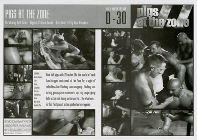 Description Pigs At The Zone