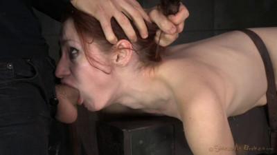 Redheaded Violet Monroe