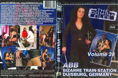 The Domina Files Part 28 Bizarre Train Station